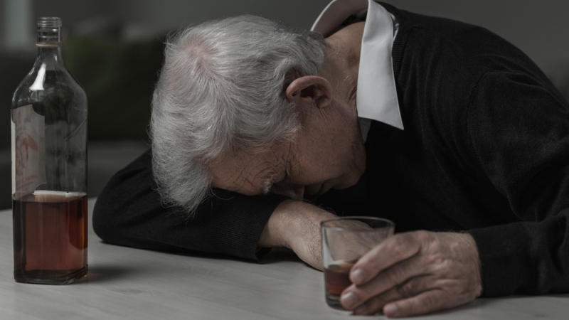 Effects of Drinking Alcohol at an Older Age