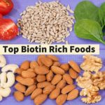 5 Vegetarian Foods High in Biotin for Your Hair Growth Diet