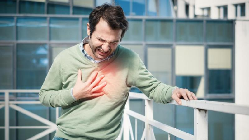 5 Warning Signs or Symptoms of Heart Attack